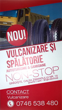 vulcanizare non stop Gradiste Arad